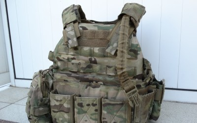 Warrior Assault Systems | Triple Elastic Magazine Pouches