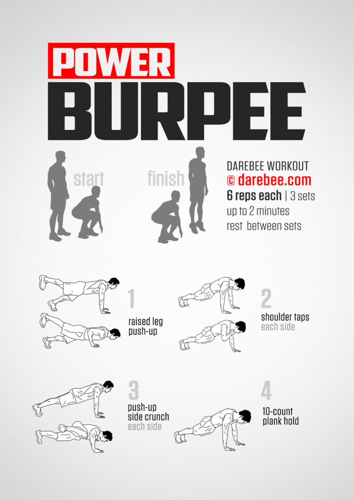 Darebee | Free workouts at your fingertips