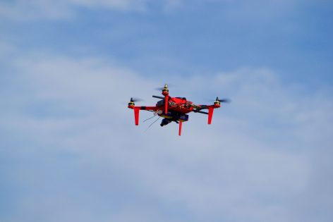 3-D Printed Drones Fly High