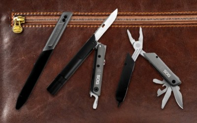 SOG Baton Series Reinvents Multitool for the Urban Jungle