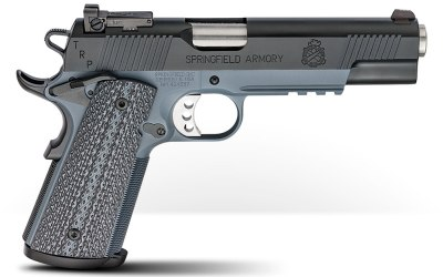 Springfield Armory® Announces New 1911 TRP™ Tactical Response Pistol