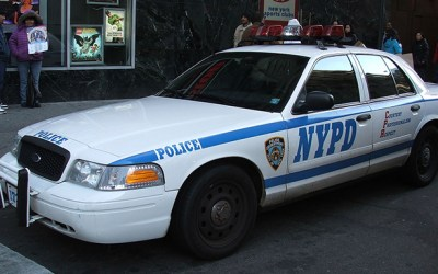 NYPD Patrol Cars to be Outfitted with Bulletproof Window Inserts