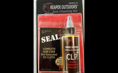 SEAL 1 & Reaper Outdoors Releases New Gun Cleaning Kit