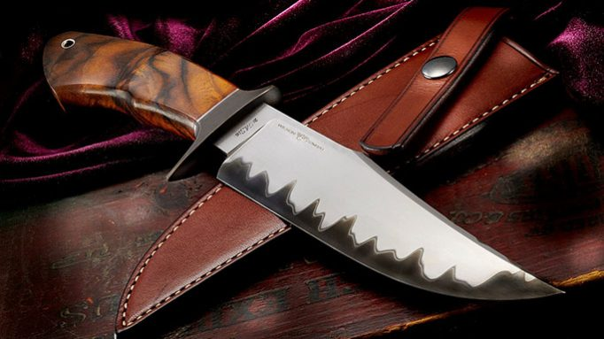 Wilson Combat's 'Combat Classic' Fighting Knives by Burt Foster