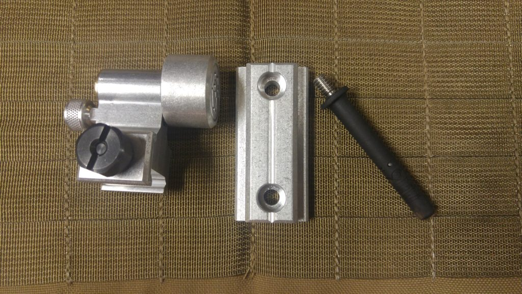 Madhouse Design Single Pistol Mount | First Look