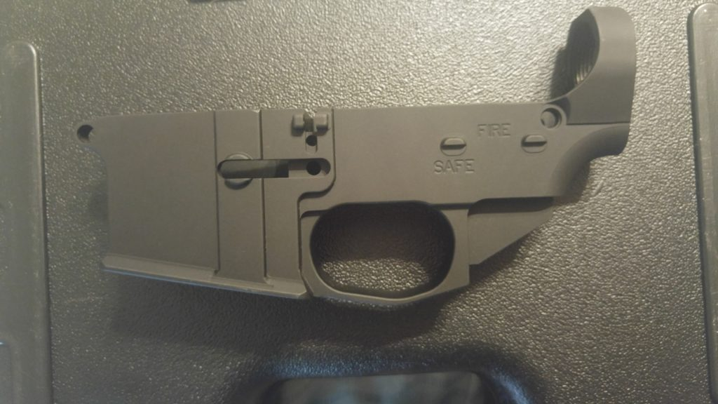 Know Your Lower Receivers - Forged, Billet and Polymer