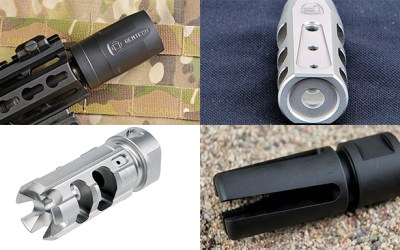37 Muzzle Devices for Your AR-Pattern Rifle