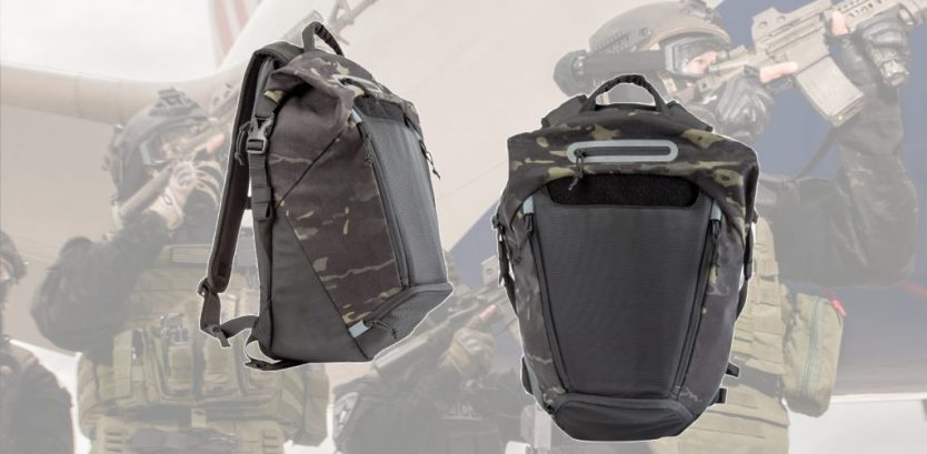 5.11 Tactical's Boxpack – now in MultiCam Black