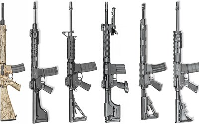 6 of the Best Tactical and Hunting ARs from DPMS Panther Arms