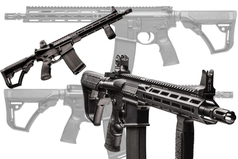 Daniel Defense Releases DDM4V7S Seriously Bitchin Rifle