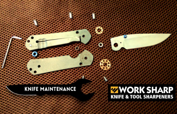 Prepare to be Prepared: February is Knife Maintenance Month!