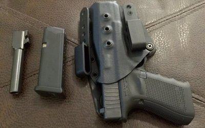 Precision Holsters Ultra Carry Series IWB Holsters