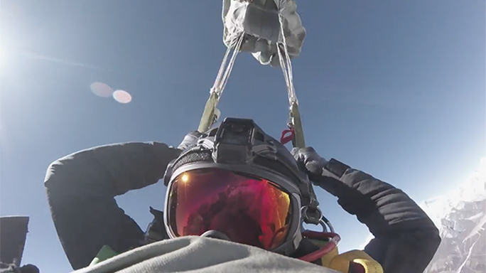 Magpul CORE Instructor Breaks USMC Parachute Landing Record
