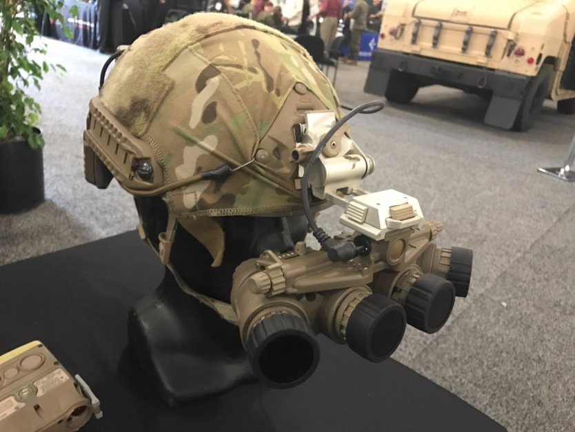 Here's all the coolest military tech we saw at the Marine Corps' big West Coast trade show