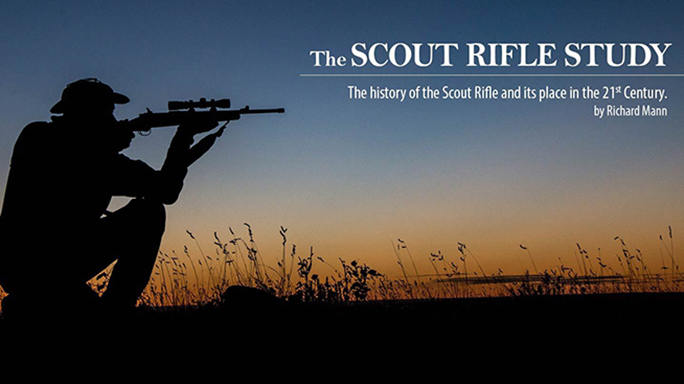 Learn About the Scout Rifle's Past, Present and Future in Richard Mann's 'The Scout Rifle Study'