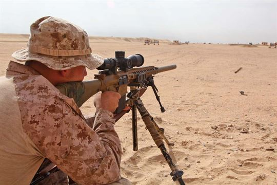 Snipers, the Cleanest Killers in the History of Warfare