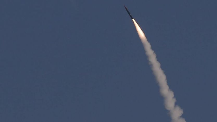Israel's Arrow anti-missile system scores first hit