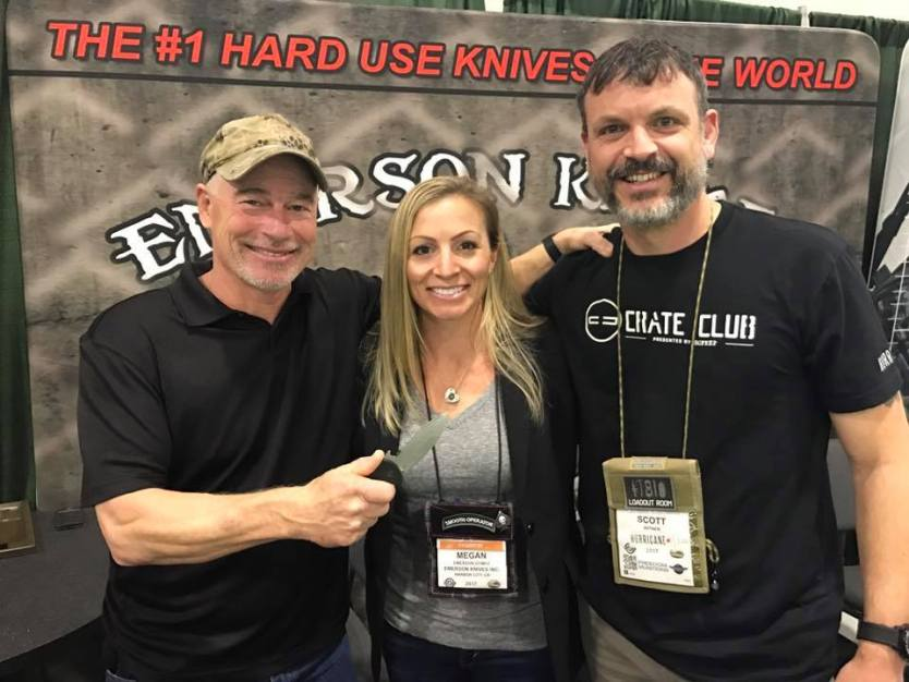 Q&A With Ernest Emerson of Emerson Knives | Part 1