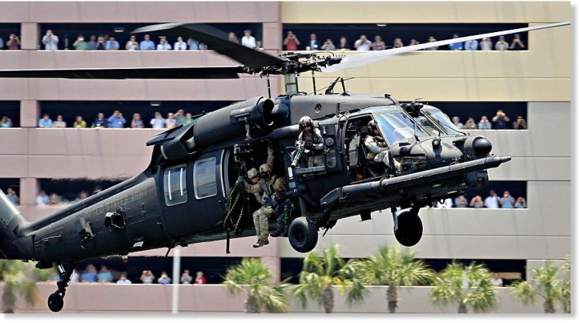 Special Operations Forces Industry Conference to Meet in May at Tampa