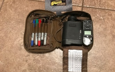 The Voodoo Tactical Enlarged BDU Wallet and my quest for organization