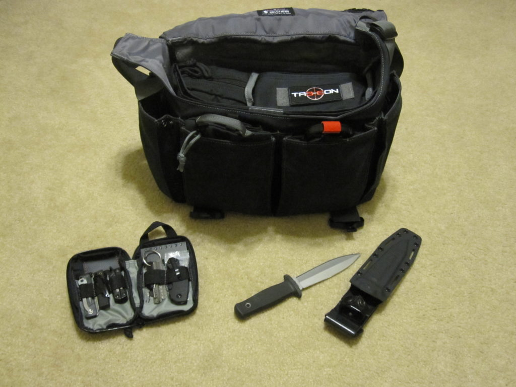 ITS Tactical Messenger Bag
