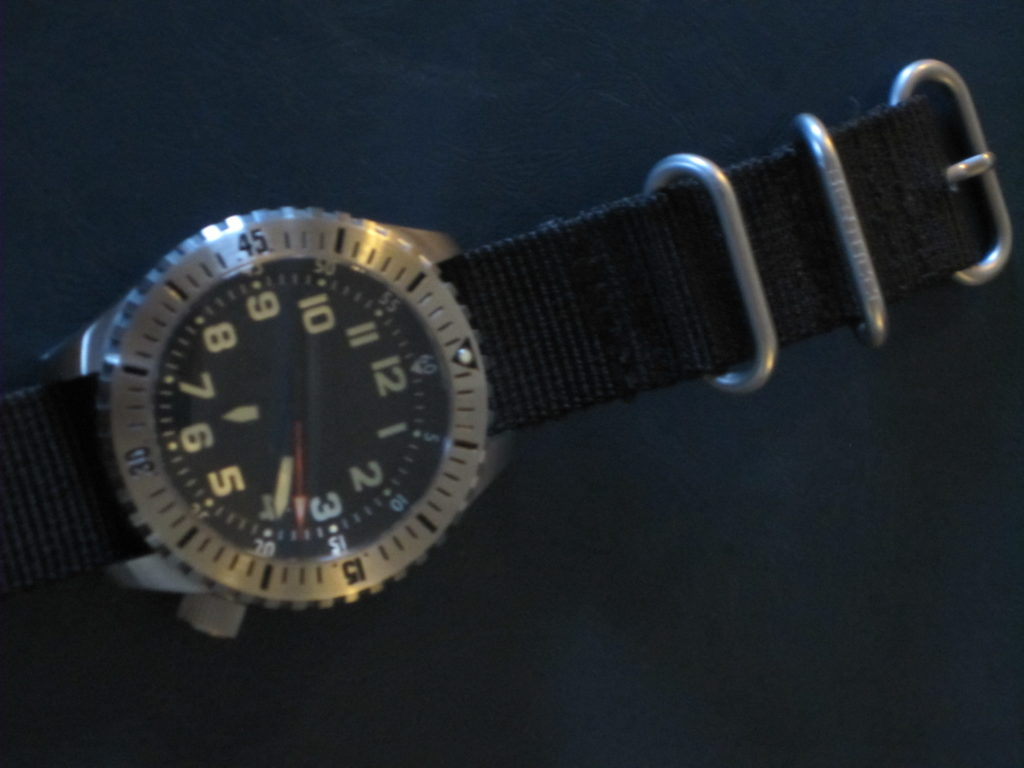 County Comm GPT-2 automatic watch