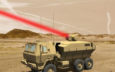Laser weapons see some light progress