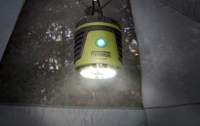 ThermaCELL Repellent: Trailblazer Camp Lantern for Mosquitoes