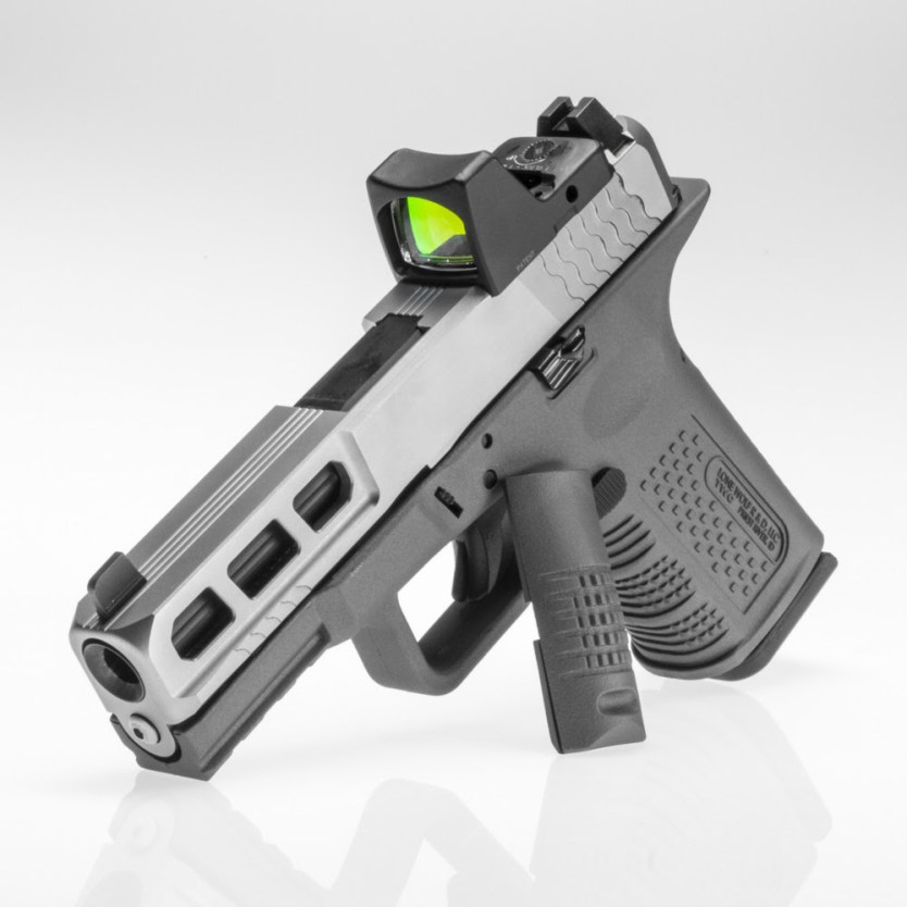 Timberwolf Glock Replacement Frame: Now in Tactical Grey - The