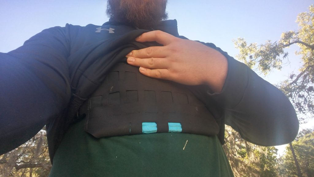 BFG's Plate Minus Review - Comfortably concealed