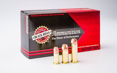 Ammo Watch: Honey Badger – Hunter – Inception