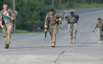 Why Rucking Is Becoming More Popular with the Civilian Populace