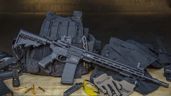 Smith & Wesson Now Shipping New M&P15X, M&P15T Rifles