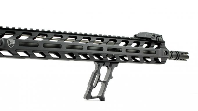 Tyrant Designs Releases the HALO MiniVert, a New Vertical Forward AR Grip