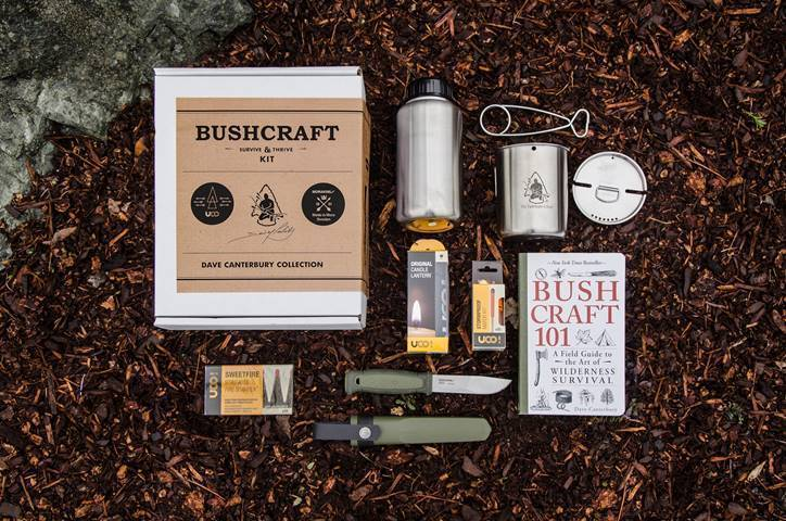 Dave Canterbury's signature Bushcraft Kit is almost here!