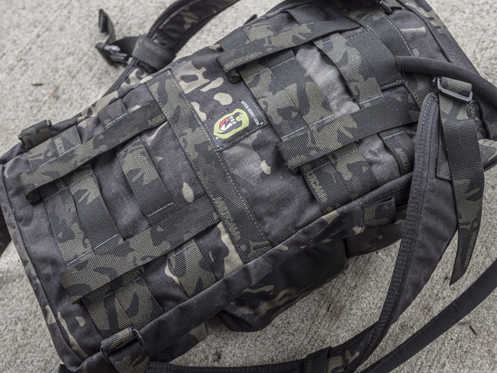 TAG Combat Sustainment Pack