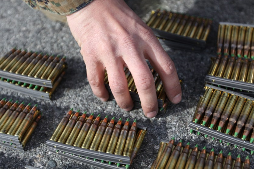 How much Ammo do you need to Stockpile?