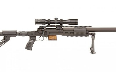 B&T's SPR300 Bolt Action Rifle Now Available in the US