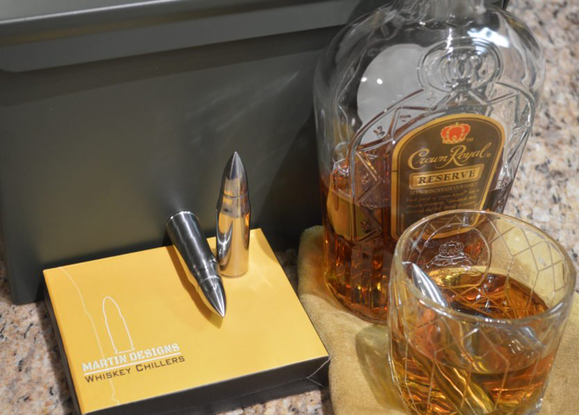 Martin Designs Whiskey Chillers | Chill Without Diluting Your Drink