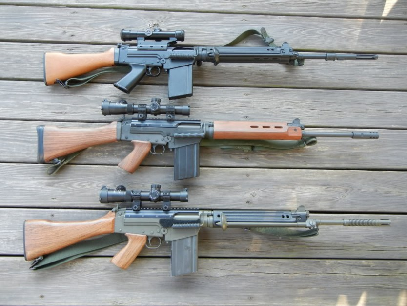 How the U.S. Army Got Shafted Out of the FN FAL