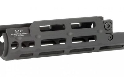 Midwest Industries Releases New M-LOK Handguards for HK MP5, SP89