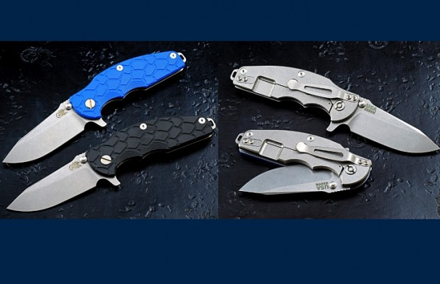 Rick Hinderer Knives Adds Jurassic Folder to Growing Lineup