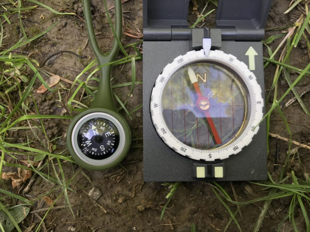 Prometheus Design Werx Expedition Compass Kit