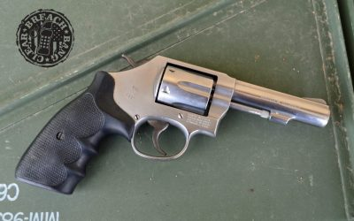 WTW: Smith & Wesson Model 64, The Last Great Police 38