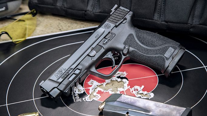 Smith & Wesson Starts Shipment of M&P45 M2.0 Pistol