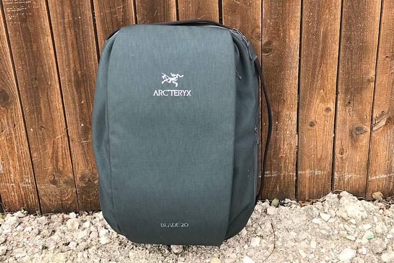 Live By the Blade: Blending in with the Arc'teryx Blade 20 Pack