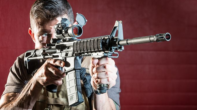 EXCLUSIVE: Kris Paronto Has Used the Same 'Frankenstein' AR Since 2005