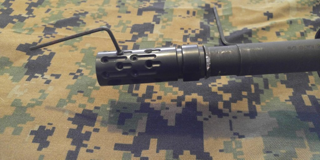 Axelson Tactical ROC Muzzle Brake