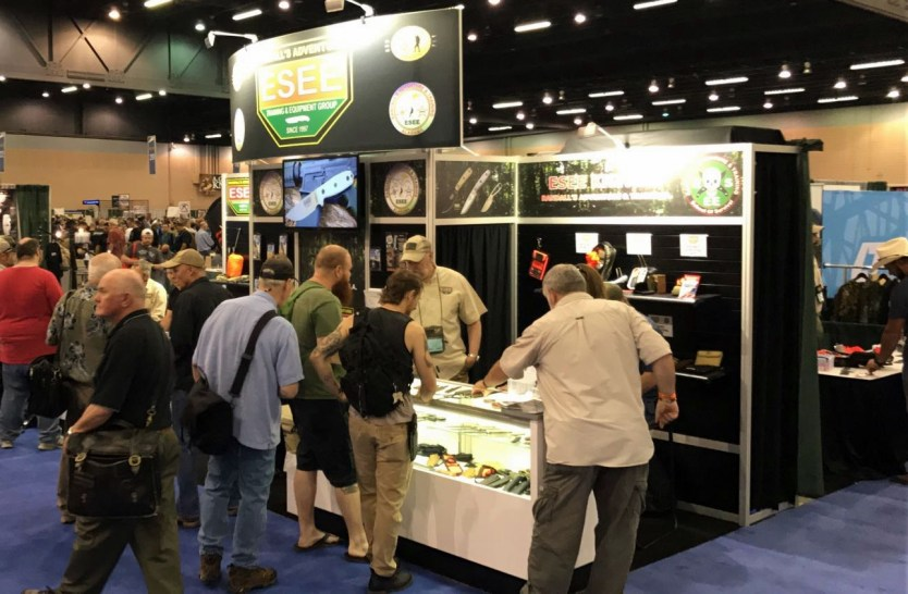 ESEE Doubles Down at Blade Show 2017