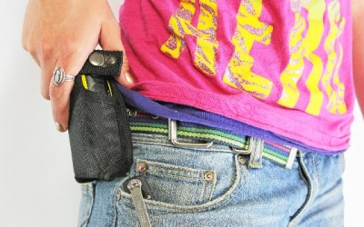 Ladies' Concealed Carry: The Right Pants